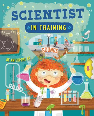 Book cover for Scientist in Training